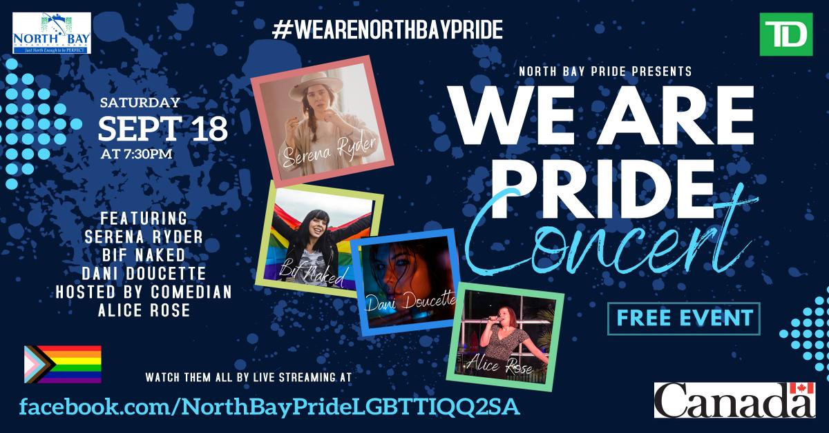 We Are Pride Concert